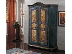 - Lacquered solid wood wardrobe CANALETTO | Wardrobe - Arvestyle