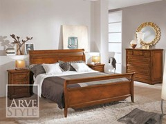 - Solid wood double bed CAPRI | Solid wood bed - Arvestyle