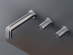 - Wall mounted set of 2 individual taps CAR 29 - Ceadesign S.r.l. s.u.