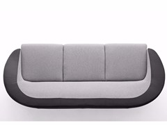 - 3 seater fabric sofa CART | 3 seater sofa - Ditre Italia