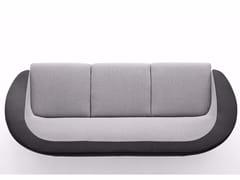 - 3 seater fabric sofa CART | 3 seater sofa - Ditre Italia