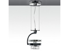 - LED suspended die cast aluminium spotlight CATA TIR | Suspended spotlight - Artemide