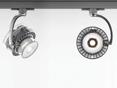 - LED die cast aluminium track-light CATA TIR | Track-light - Artemide Italia