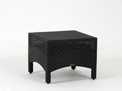 - Square side table CEDAR | Side table - 7OCEANS DESIGNS