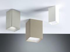 Lampada da soffitto a LED in metalloCUBICK | Lampada da soffitto - CATTANEO ILLUMINAZIONE