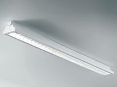 Plafoniera industriale a LED in acciaioPENCIL | Lampada da soffitto - PLEXIFORM