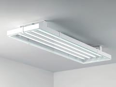 Lampada da soffitto a LED a luce diretta in acciaioCOOL | Plafoniera per esterno - PLEXIFORM