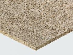 Pannello termoacustico in lana di legno mineralizzataCELENIT ABE - CELENIT ISOLANTI NATURALI