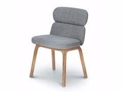 - Upholstered fabric chair BLISS | Fabric chair - arflex