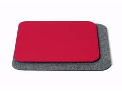 - Seat cushion square with rounded corners Chair cushion - HEY-SIGN