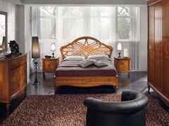 - Solid wood double bed CHANEL | Solid wood bed - Arvestyle