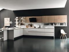 Cucina in nobilitato con penisolaCHARME 37 | Cucina - FEBAL CASA BY COLOMBINI GROUP