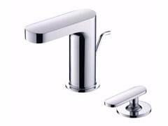 - 2 hole countertop washbasin mixer with aerator CHARMING | Washbasin mixer with aerator - JUSTIME