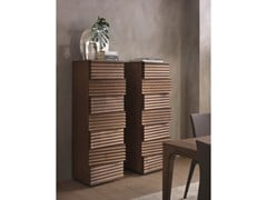 - Free standing wood fibre chest of drawers TIFFANY | Chest of drawers - Pacini & Cappellini