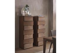 - Cassettiera a terra in fibra di legno TIFFANY | Cassettiera - Pacini & Cappellini