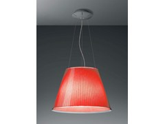 - Direct light satin pendant lamp CHOOSE MEGA | Satin pendant lamp - Artemide