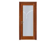 Porta a battente in vetroCHRYSTAL | Porta in vetro - NUSCO