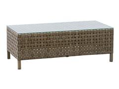 - Tavolino basso da giardino per contract CIELO 23104 - SKYLINE design