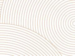 - Carta da parati geometrica in carta non tessuta CIRCLES #02 - EXTRATAPETE