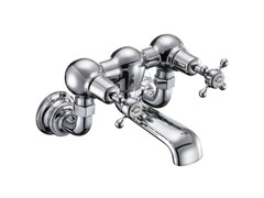 - Wall-mounted bathtub tap with aerator CLAREMONT REGENT | Wall-mounted bathtub tap - Polo