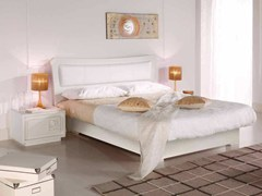 - Storage bed with upholstered headboard PRIMA CLASSE   Bed with upholstered headboard - Arvestyle