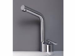 Miscelatore per lavabo da piano monoforo in ottone cromatoCLOSER | Miscelatore per lavabo da piano - ZUCCHETTI RUBINETTERIA S.P.A.
