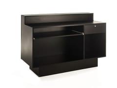 - Reception desk with Built-In Lights COCODESK 148 - Gamma & Bross
