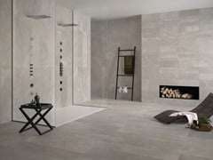 - Indoor porcelain stoneware wall/floor tiles CODE GREY - CERAMICHE KEOPE