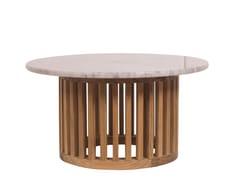 Tavolino da giardino rotondoCODE | Tavolino rotondo - IL GIARDINO DI LEGNO