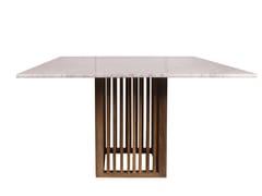 Tavolo da giardino quadratoCODE | Tavolo quadrato - IL GIARDINO DI LEGNO