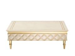 Tavolino basso quadrato da salottoSIPARIO | Tavolino quadrato - ADORA