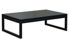 - Rectangular coffee table BRICKS | Coffee table - Palau
