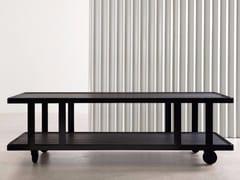 Tavolino rettangolare con vassoioHUTCH   Tavolino con vassoio - ATIPICO