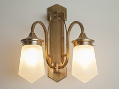- Brass wall lamp COLOGNE II | Wall lamp - Patinas Lighting
