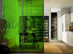 Pellicola per vetri adesiva decorativaCOLOR-412i - LUMINIS FILMS