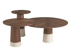 Tavolino da caffè rotondoCOLORADO - ROCHE BOBOIS
