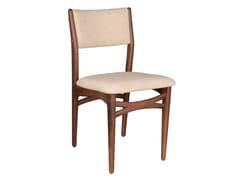 - Fabric chair COMPORTA - Branco sobre Branco