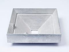 Maniglione in calcestruzzoConcrete Door Handle #1 - MATERIAL IMMATERIAL STUDIO