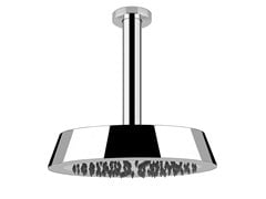 - Ceiling mounted overhead shower with arm CONO SHOWER 45152 - Gessi