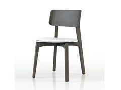 - Wooden chair COLALISE EST - Fenabel - The heart of seating