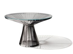 - Round PVC coffee table CORDULA | PVC coffee table - MissoniHome
