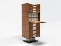 Scrittoio / cassettiera in legnoCORIUM | Cassettiera in legno - GIORGETTI