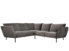 - Corner fabric sofa HUGO | Corner sofa - SITS