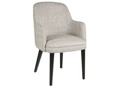 - Fabric chair with armrests COSTA | Chair with armrests - Hamilton Conte Paris