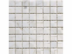 - Marble mosaic COTTON - FRIUL MOSAIC