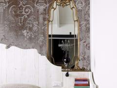 - Panoramic wallpaper CRÊPELÉ 02 - Inkiostro Bianco