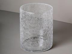 Pattumiera in cristalloCRIS220   Pattumiera - BLEU PROVENCE