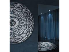 Mosaico in vetroCROCHET BLUE - MUTAFORMA A BRAND OF DG MOSAIC