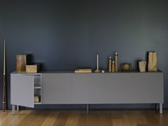 - Modular Xeramica sideboard with doors CUBE 55 | Sideboard - Joli
