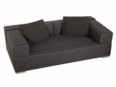 - Upholstered 3 seater fabric sofa CUBIC   Sofa - SITS
